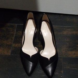 Cole Haan Grand OS Black Heels